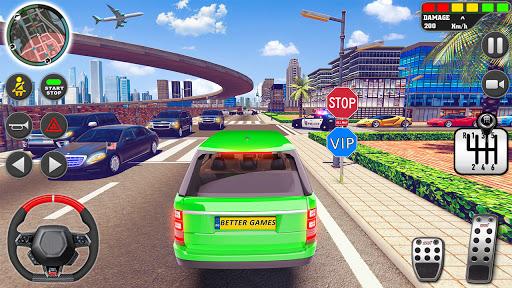 City Driving School Simulator: 3D Car Parking 2019 android2mod screenshots 8