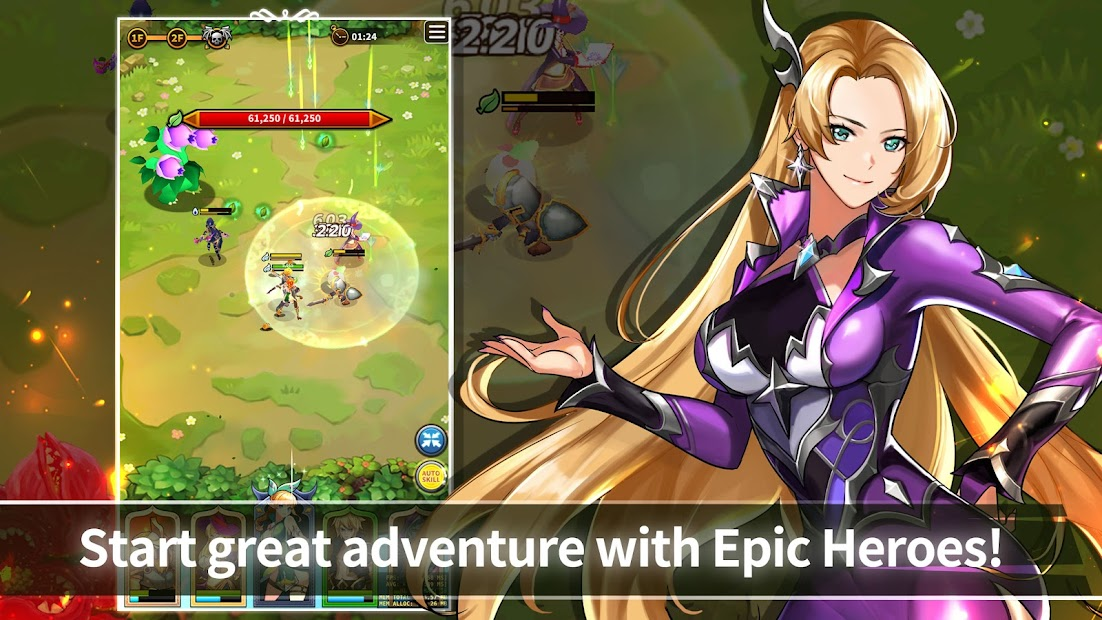 Epic Heroes Adventure
