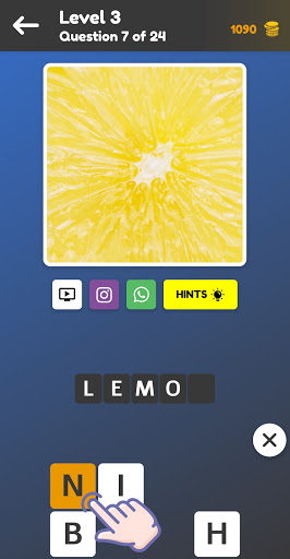 Zoom Quiz: Close Up Picture Game, Guess the Word 2.1.3 screenshots 2