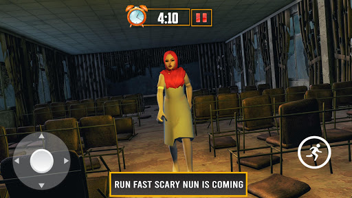 Scary Nun The Horror House Untold Escape Story 2.0 screenshots 5