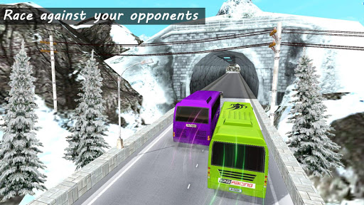 Bus Racing : Coach Bus Simulator 2020 screenshots 11