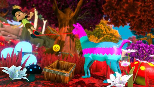 Llama Simulator apkpoly screenshots 14