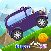 Beepzz Hill - racing game for kids