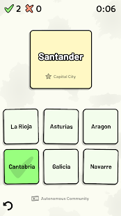 Autonomous Communities of Spain Quiz