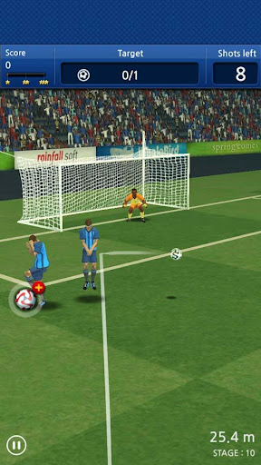 Finger soccer : Football kick 1.0 Screenshots 15