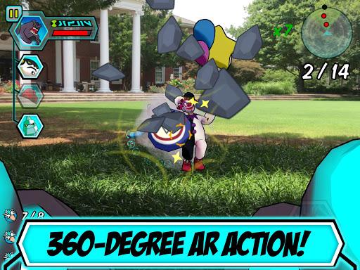 Ben 10 - Alien Experience: 360 AR Fighting Action 1.0.4 screenshots 9