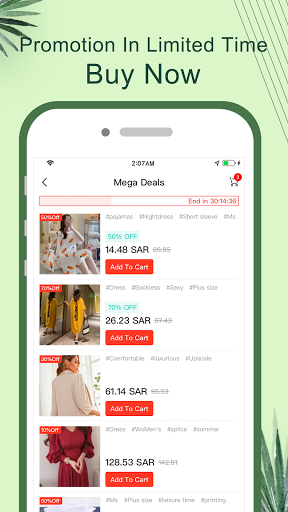 AjMall - Online Shopping Store android2mod screenshots 4