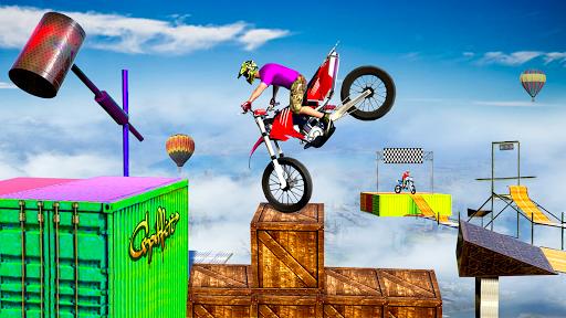 Stunt Bike 3D Race - Tricky Bike Master 1.4 screenshots 5