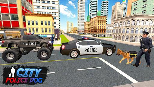 Police Dog Game, Criminals Investigate Duty 2020 1.1 screenshots 3