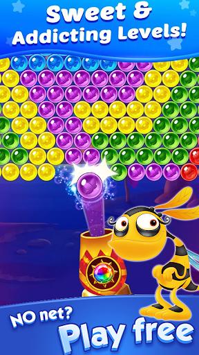 Bubble Honey Bee 2.7.0 screenshots 5