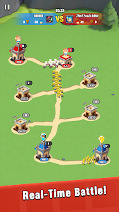 Tower Clash Mod Apk 1.0.6.3 (Unlimited Money) 2