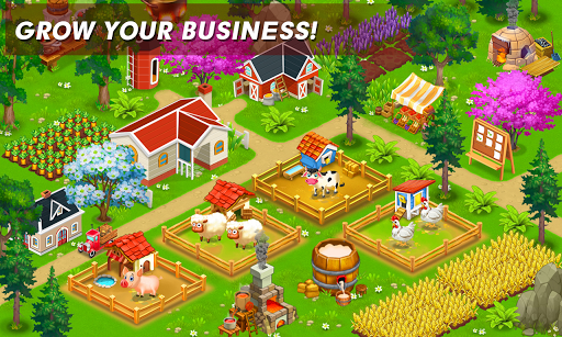 Big Dream Farm 19.0 screenshots 4