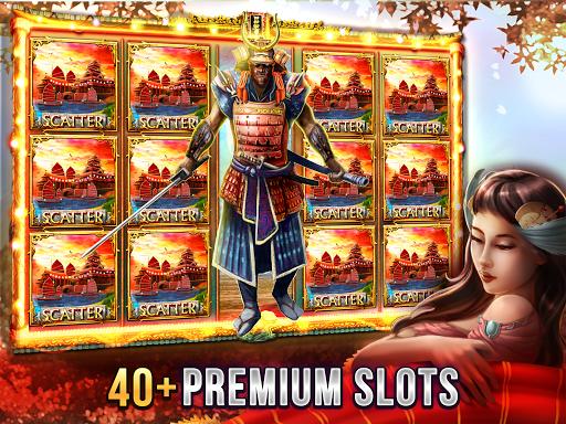 Free Vegas Casino Slots - Samurai 2.8.3801 screenshots 1