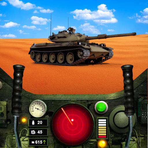 Battleship of Tanks - Tank War Game 2021