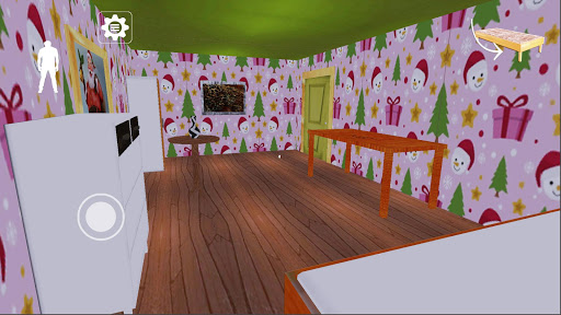 scary santa granny chapter II  screenshots 3