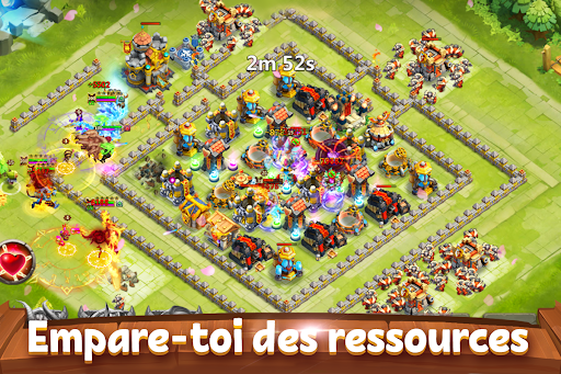 Castle Clash : Guild Royale 1.7.9 screenshots 2