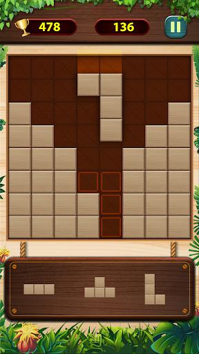 Wood Block Puzzle Classic 1010  screenshots 1