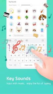Facemoji Emoji Keyboard:Keyboard Stickers,GIF,Cute 4