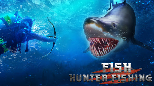 Underwater Fish Hunting adventure game 2021 screen 0