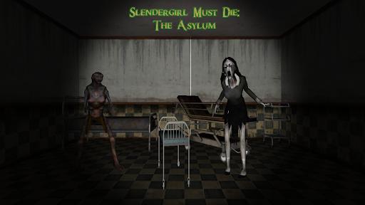 Slendergirl Must Die: The Asylum  screenshots 9