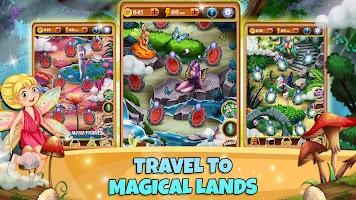 Word Search: Fairy's Magic