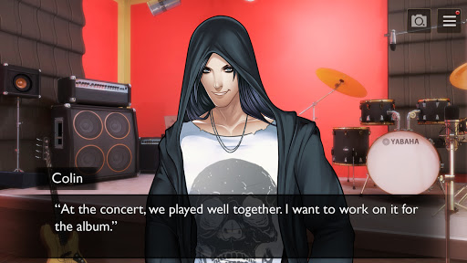 Is It Love? Colin - Romance Interactive Story android2mod screenshots 7