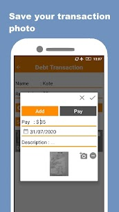 Debt Book and Manager – PRO v1.6 [Paid] 2