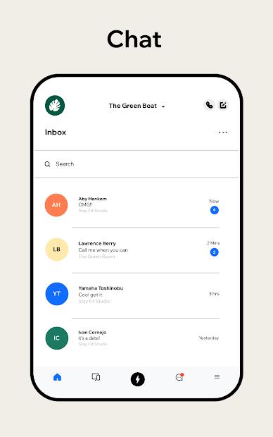 Screenshot 19 de Wix Owner: crea sitios, tiendas online o blogs para android