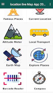 Live Satellite Maps, GPS Navigation, Traffic Map
