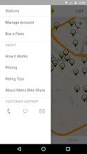 Metro Bike Share screenshot thumbnail