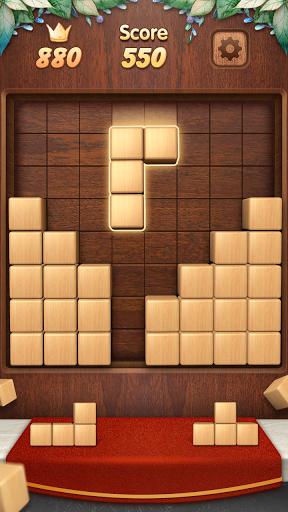 Wood Block Puzzle 3D modavailable screenshots 5