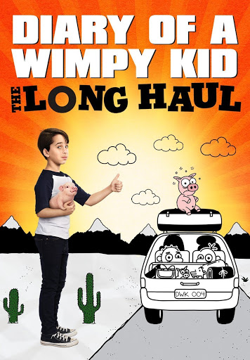 Diary Of A Wimpy Kid The Long Haul Movies On Google Play