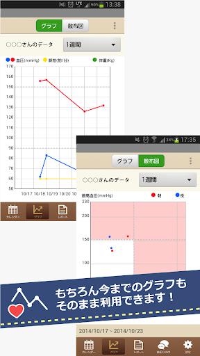 HBPnote -Become healthier- apktram screenshots 3