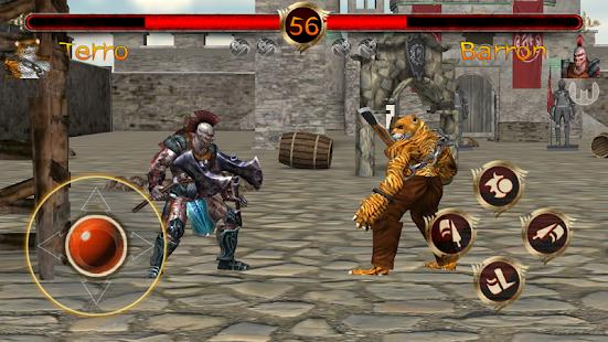 Terra Fighter 2 - Fighting Games screenshots 4