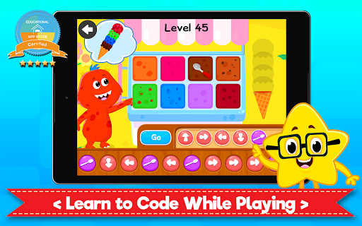 Coding Games For Kids - Learn To Code With Play  screenshots 18