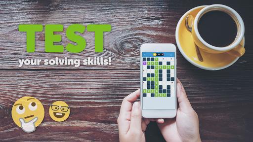 Crossword Quiz - Crossword Puzzle Word Game! 3.85g screenshots 6