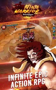 Ninja Warrior Shadow Of Samurai Mod Apk (Unlimited Currency) 7