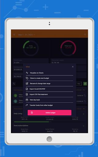Monthly Budget Planner & Daily Expense Tracker apktram screenshots 17