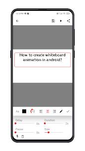 Benime v5.4 MOD APK – Whiteboard animation creator 3