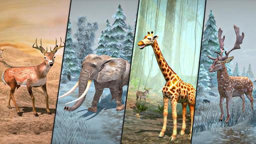 Deer Hunting Games 2020 - Forest Animal Shooting screenshots 2