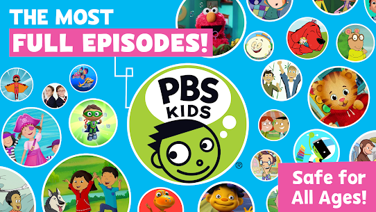 PBS KIDS Video 4.1.1 Mod APK Updated 1