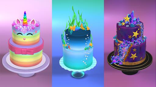 Cake Coloring 3D  Pc-softi 8