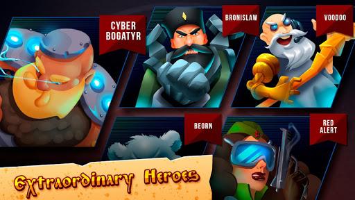 Rogue Guild Roguelike game  screenshots 5