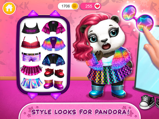Rock Star Animal Hair Salon - Super Style & Makeup 4.0.70031 screenshots 22