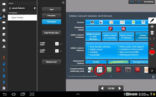 Adobe Connect 2.6.9 Screenshots 15