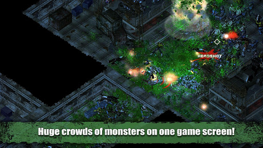 Zombie Shooter - Survive the undead outbreak Apkfinish screenshots 3