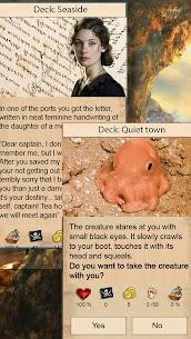 Captain's Choice: text quest Mod Apk 4.41 (Unlimited Money) 5