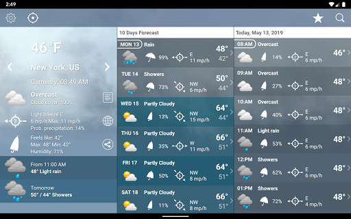 Weather XL PRO 1.4.7.4 Screenshots 6