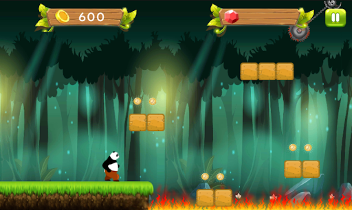 Forest Panda Run 1.2.6.7 screenshots 21