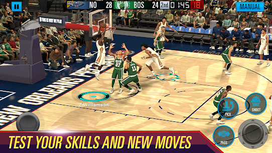NBA 2k21 Apk + OBB (Latest) For Android 6